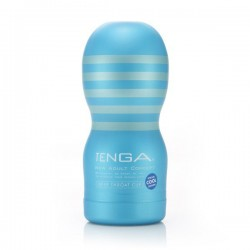 TENGA COOL EDITION DEEP THROAT CUP - seks oralny