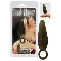 Korek analny - malutki i poręczny koreczek analny z bardzo wygodnym uchwytem.