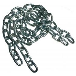 Metalowy łańcuch do sesji BDSM - 2 metry