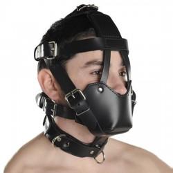 Maska z kagańcem