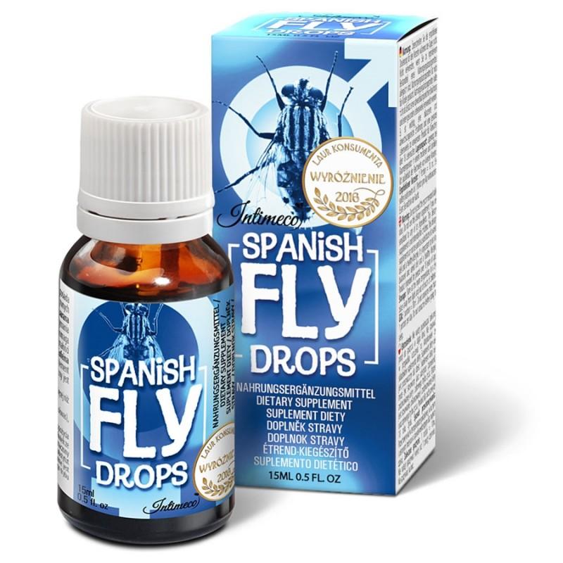 Hiszpańska Mucha - Intimeco Spanish Fly Drops 15ml