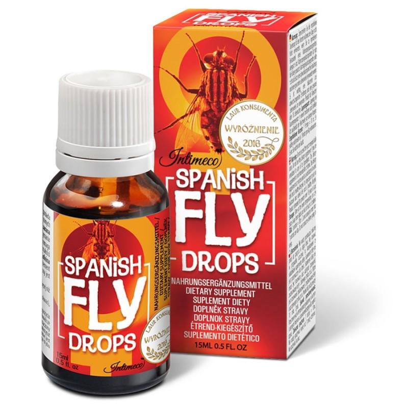 Hiszpańska Mucha - Intimeco Spanish Fly Drops damskie 15ml