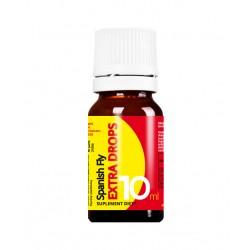 Spanish Fly Extra Drops 10 ml - hiszpańska mucha najbardziej znany afrodyzjak