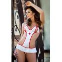 Uwodzicielski kostium pielęgniarki Lea