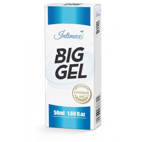 Intimeco Big Gel 50 ml