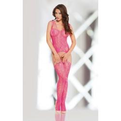 Appia - Pink połaczeniem topu i pończoch