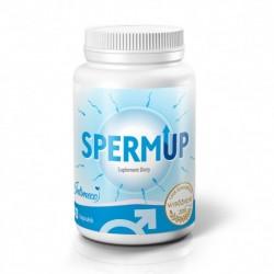 SPERMup 30caps - suplement diety poprawiający jakość spermy