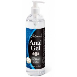 Intimeco anal gel black edition 500 ml