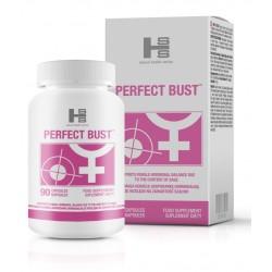 Perfect Bust 90 tabletek WIĘKSZY I JĘDRNIEJSZY BIUST