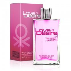 Love & Desire damskie - 100 ml Perfumy z feromonami
