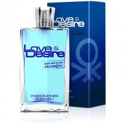 Love & Desire 50 ml - męskie perfumy z feromonami