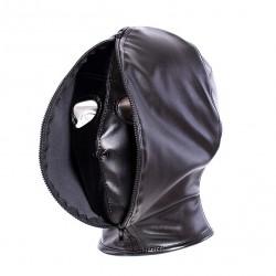 Podwójna maska zamykana na zamek