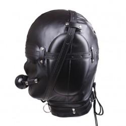 Maska tłumiąca zmysły