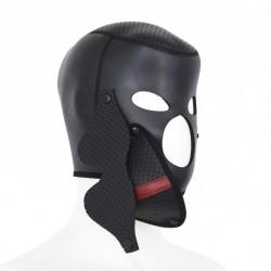Neoprenowa maska bdsm