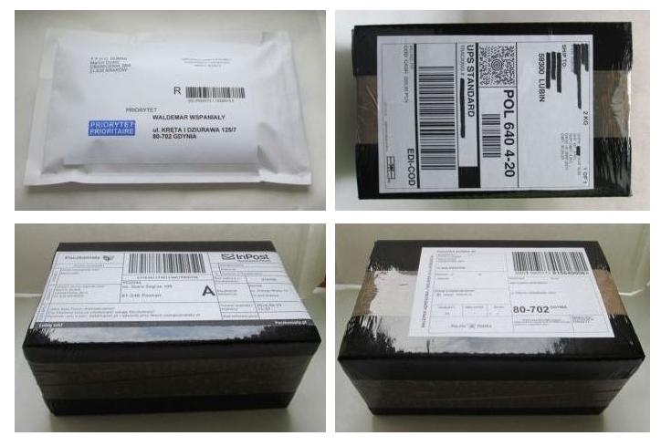 Jak pakujemy nasze paczki